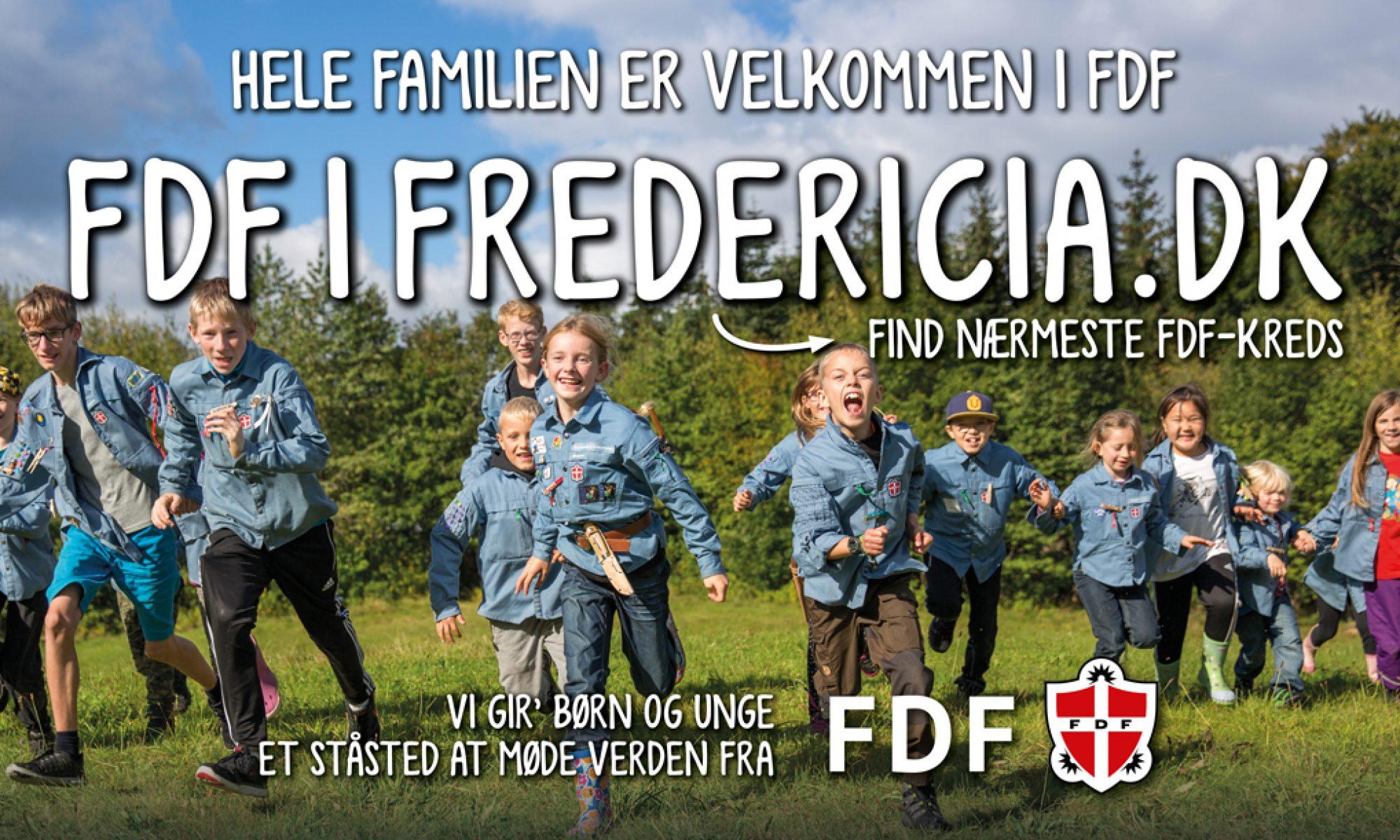 FDF i Fredericia